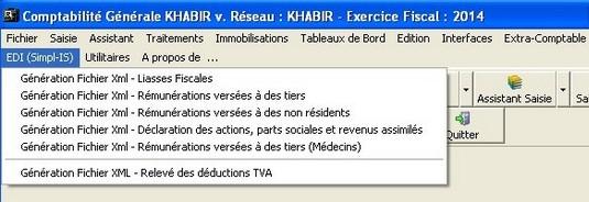 Télédéclaration de la TVA Maroc